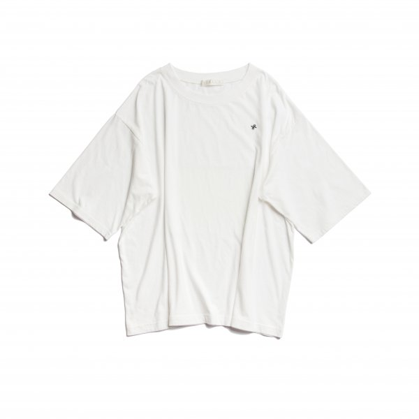 AMYER - Back Photo Print TEE(White)