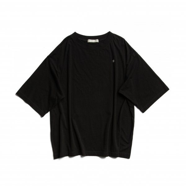 AMYER - Back Photo Print TEE(Black)