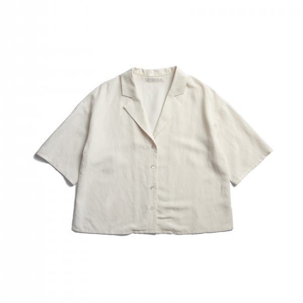 AMYER - Open-Collar Shirts(Off-White)