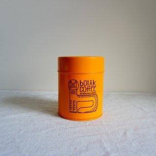 ボリクのコーヒー缶 キノ専務