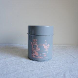 ボリクのコーヒー缶 セボ常務