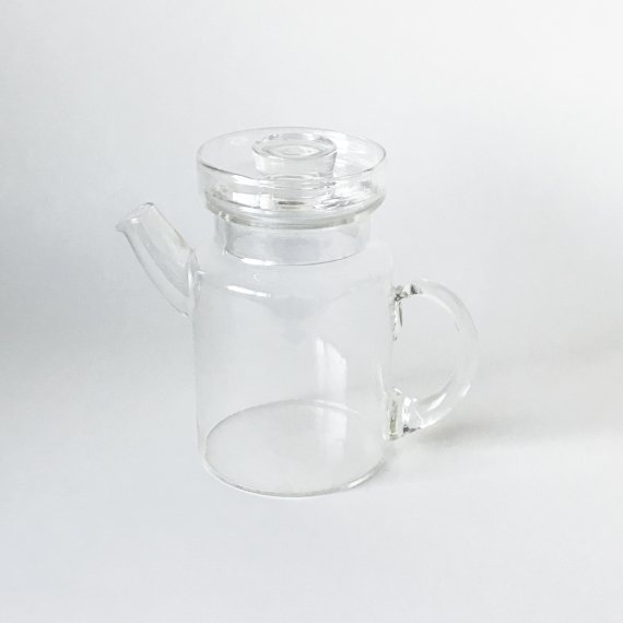 SIGNE PERSSON-MELIN GLASS COFFEE POT