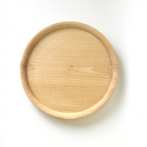 WOODEN TRAY - L