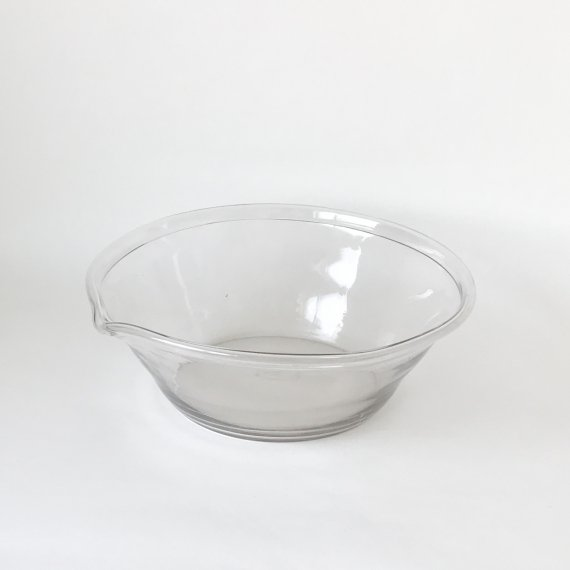 GLASS RIP BOWL