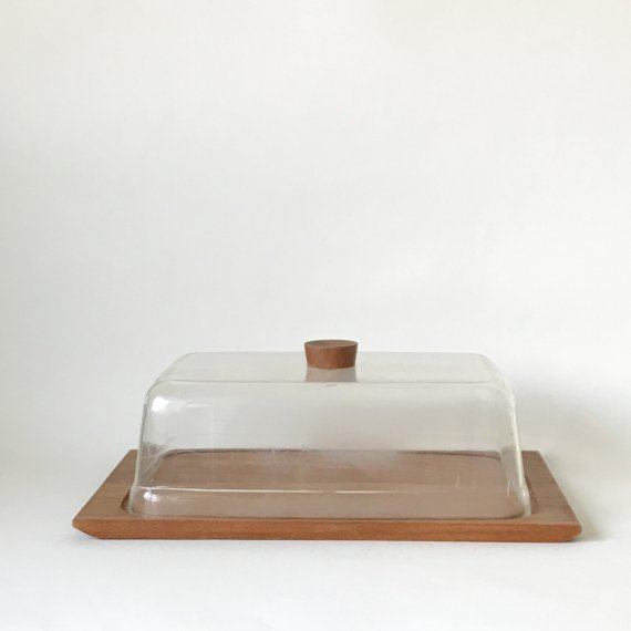 TRAY + FOOD COVER