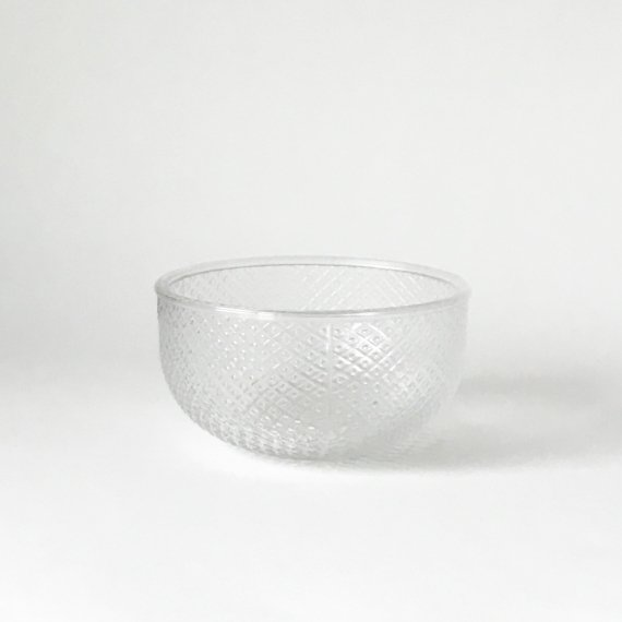 PAURIINA GLASS BOWL