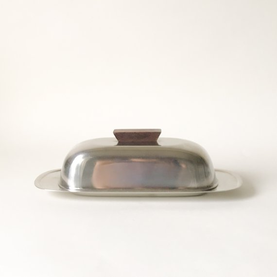 STAINLESS BUTTER CASE