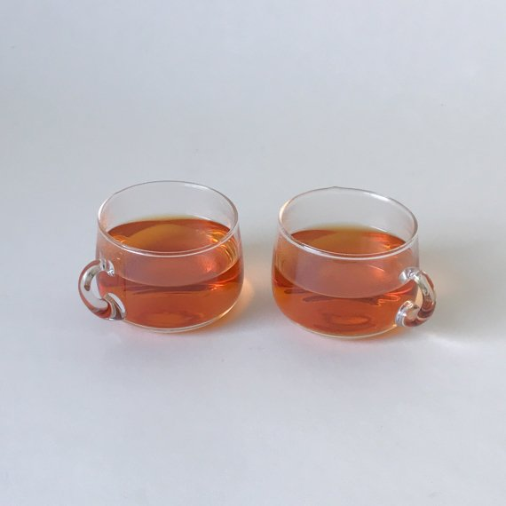 mini GLASS TEA CUP