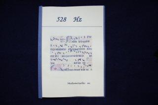 528Hz(ヘルツ) テキスト マドモアゼル・愛 著