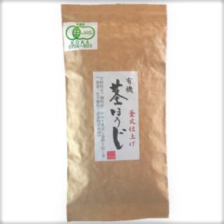 有機茎ほうじ茶80g