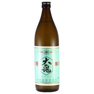 粕取焼酎 大亀 35度 900ml(1本/箱入)〔粕取焼酎〕
