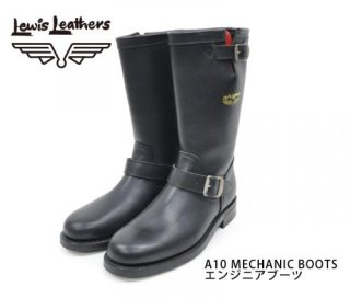 【Lewis Leathers/ルイスレザーズ】エンジニアブーツ /A10 MECHANIC BOOTS