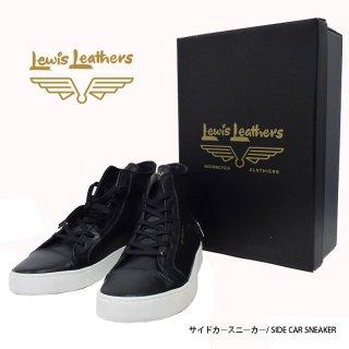【Lewis Leathers/ルイスレザーズ】メカニックスニーカー/ MECHANIC SNEAKERS