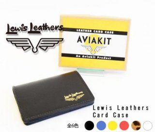 【Lewis Leathers/ルイスレザーズ】カードケース  Card Case