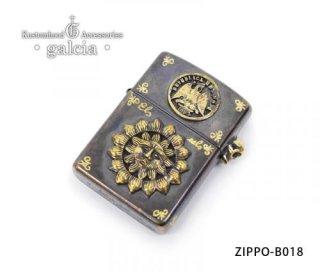 【galcia/ガルシア】ジッポ/ZIPPO-B018