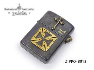 【galcia/ガルシア】ジッポ/ZIPPO-B015