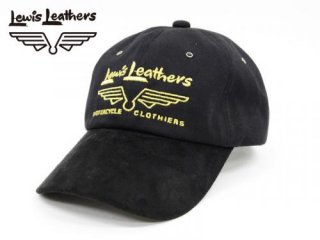 【Lewis Leathers/ルイスレザーズ】LEWIS LEATHERS CAP