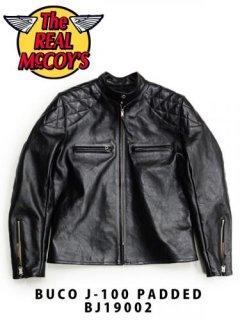 【The REAL McCOY'S/リアルマッコイズ】レザージャケット BJ19102 : J-100