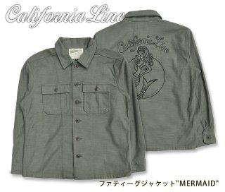 【CALIFORNIA LINE/カリフォルニアライン】ジャケット/ファティーグジャケット