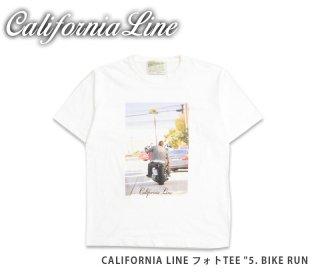 【CALIFORNIA LINE/カリフォルニアライン】T-シャツ/フォトTEE