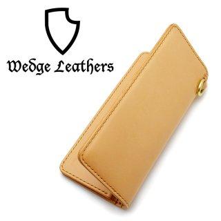 【Wedge Leathers/ウェッジレザーズ】ロングウォレット/WW-0-HL