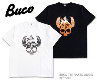 【THE REAL McCOY'S/リアルマッコイズ】Tシャツ /BUCO NAKED ANGEL BC20003
