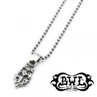 【Bill Wall Leather/ビルウォールレザー】チャーム/CB106:Anchor Charm with Ball Chain