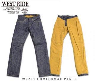 【WEST RIDE/ウエストライド】防寒パンツ/ WR201 COMFORMAX PANTS