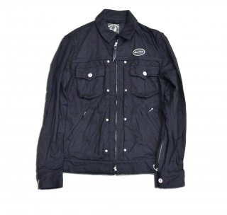 【SKULL FLIGHT/スカルフライト】ジャケット/RIDERS STRETCH DENIM G JACKET