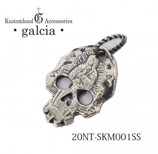【galcia/ガルシア】ペンダントトップ/20NT-SKM001SS
