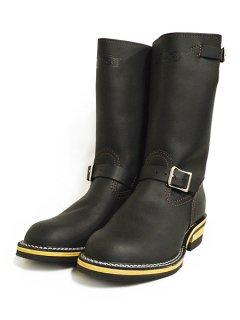 【Wesco/ウエスコ】ブーツ / THE BOSS :ブラック 11ハイト #430ソール