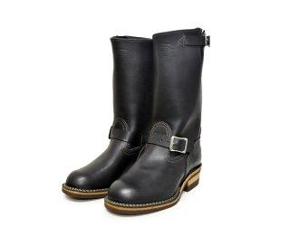 【Wesco/ウエスコ】ブーツ / THE BOSS:ブラック 11ハイト #700ソール