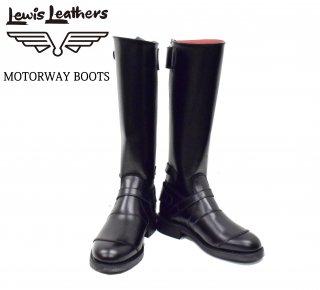 【Lewis Leathers/ルイスレザーズ】ブーツ/No.191MOTORWAY BOOTS