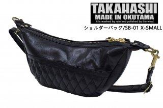 【TAKAHASHI MADE IN OKUTAMA/タカハシ メイドイン オクタマ】ショルダーバッグ/SB-01PAD/X-SMALL