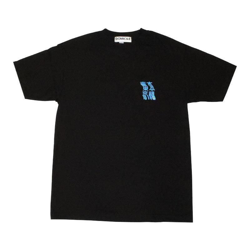 東京本籍 T-SHIRT 【BLACK】