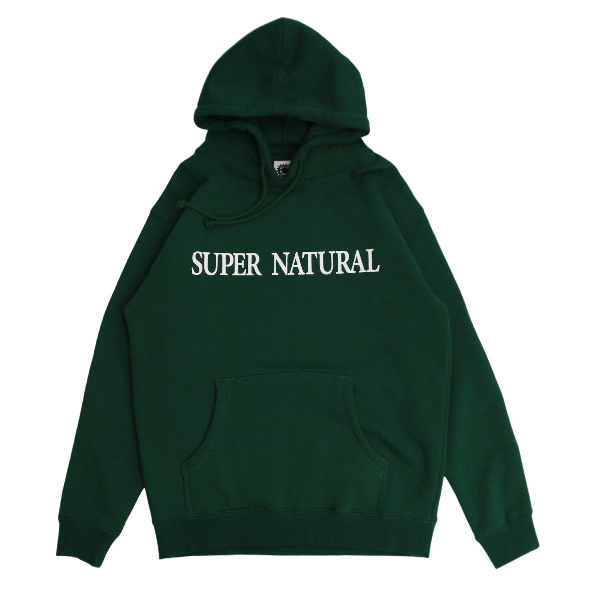 SUPER NATURAL PULLOVER HOOD