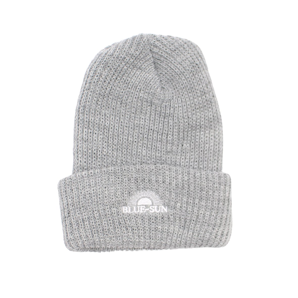 LOOSE GUAGE BEANIE 【HEATHER GLAY】