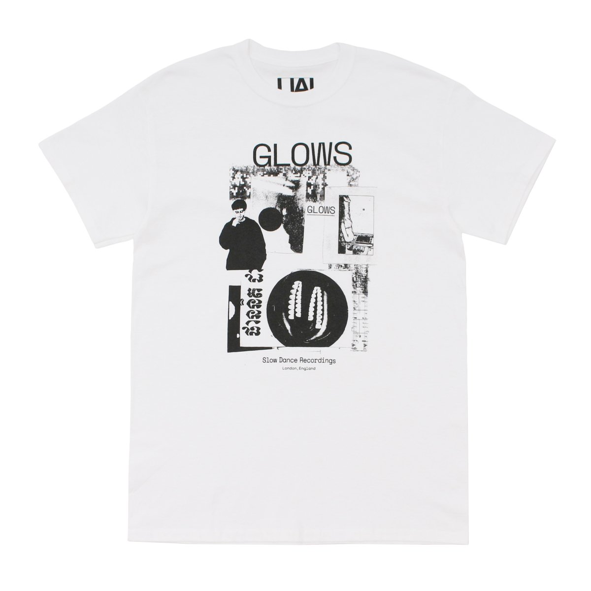 SLOW DANCE × LOCAL ALLIANCE GLOWS T-shirt