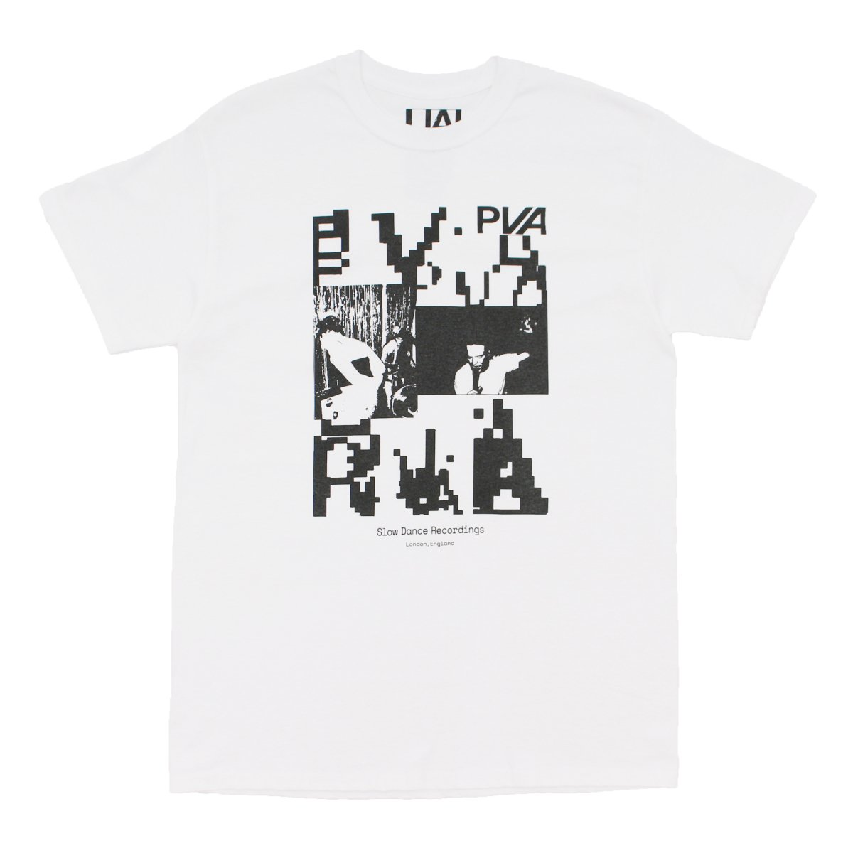 SLOW DANCE × LOCAL ALLIANCE PVA T-shirt