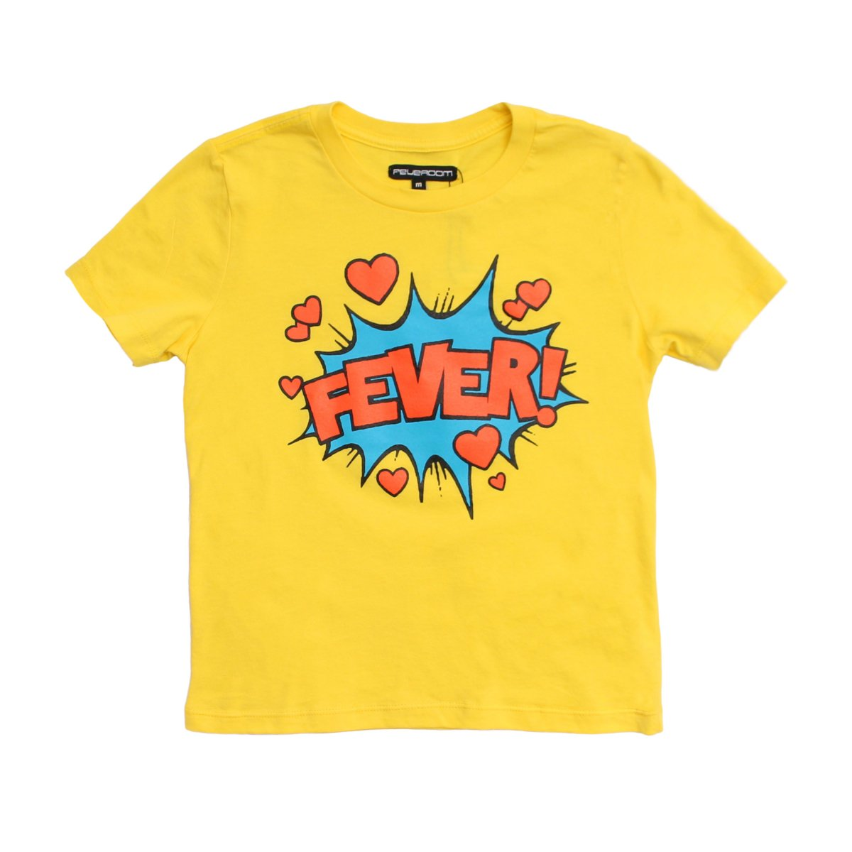 KNOCKOUT BABY T 【YELLOW】
