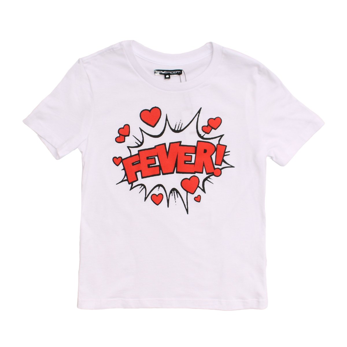 KNOCKOUT BABY T 【WHITE】