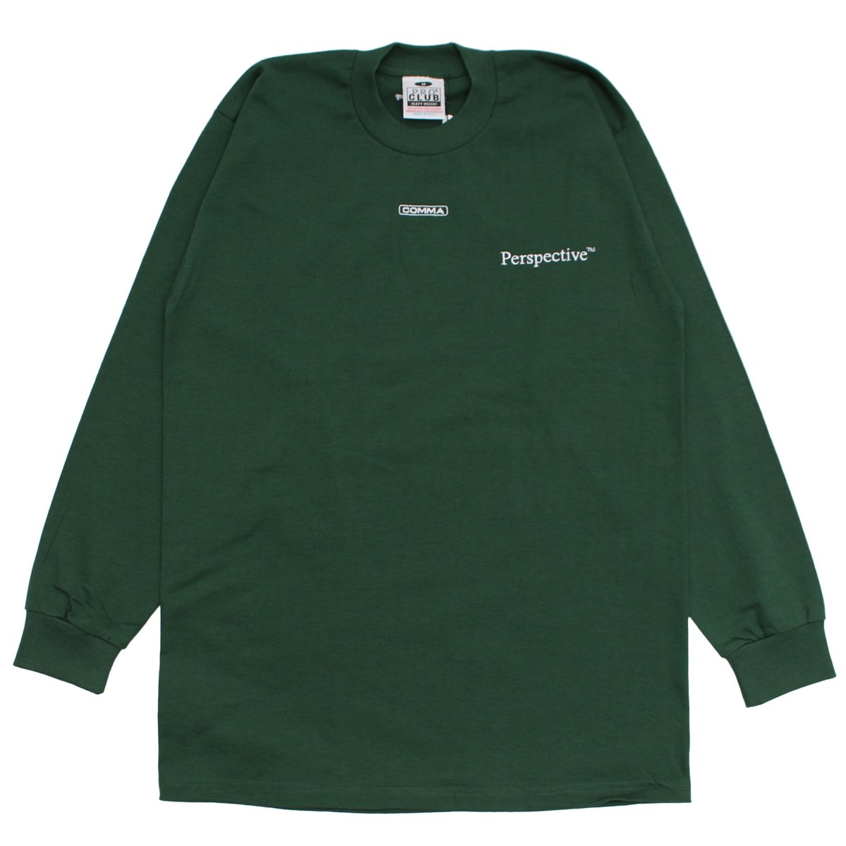 Perspective™ Green Long Sleeve Tee