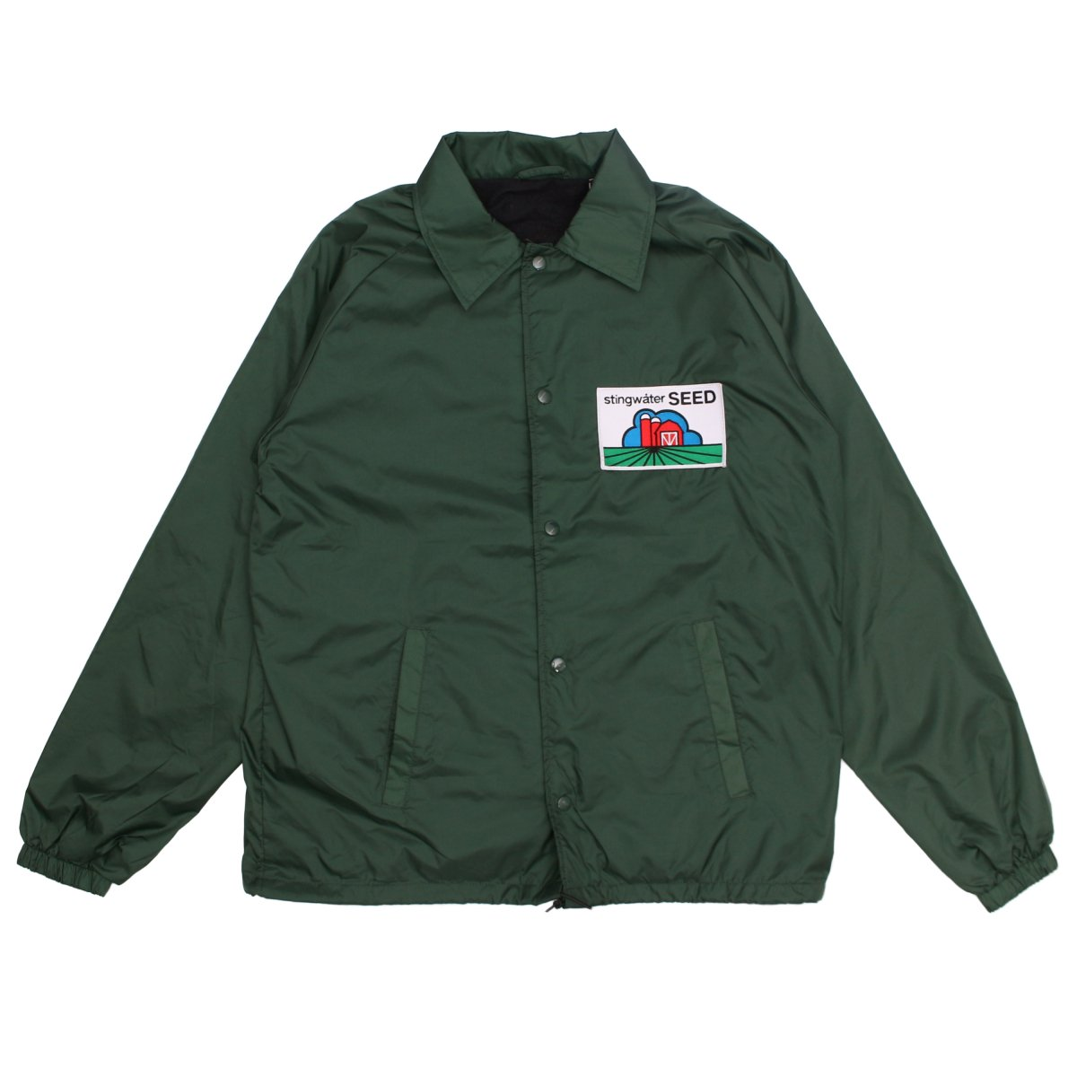 Stingwater Seed Coaches Jacket (embroidered patch)