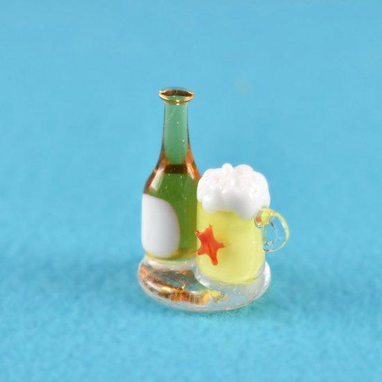 【ガラス細工】おビールセット