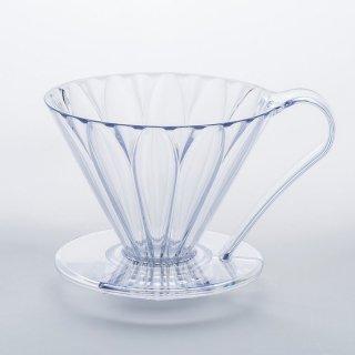 CAFEC フラワードリッパー2〜4杯用(樹脂製)