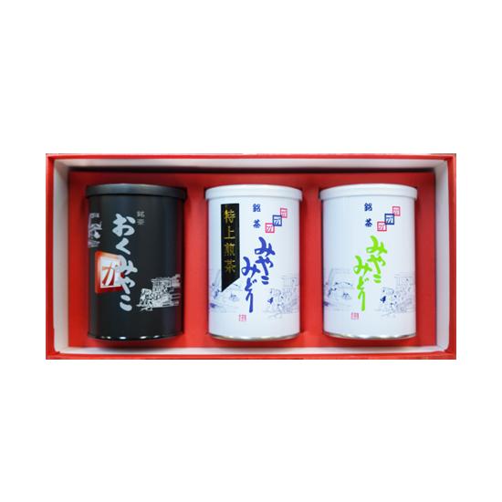 おくみやこ【高級煎茶】 (商品番号SA-K-SAB) みやこみどり【都印】【松印】