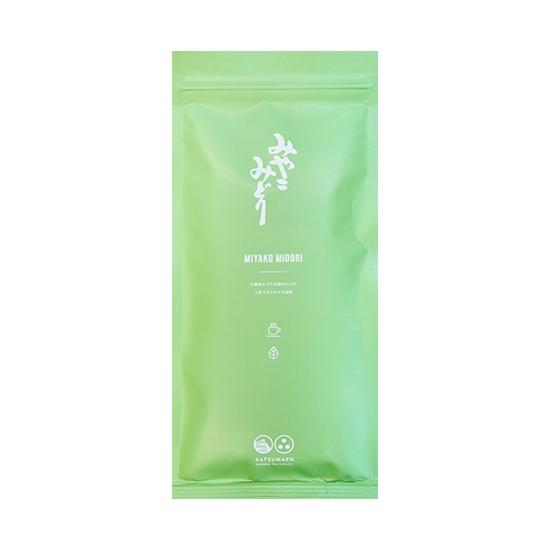 みやこみどり【松印】 (商品番号BF-1) 100g袋詰