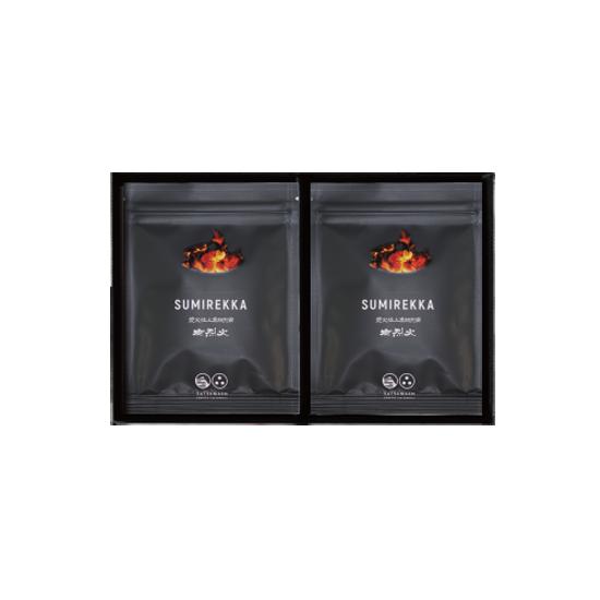 【炭火仕上高級煎茶】 (商品番号T-33) 炭烈火 30g×6袋・化粧箱