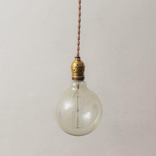OPL012<br>EDISON LAMP / 真鍮エジソンランプ