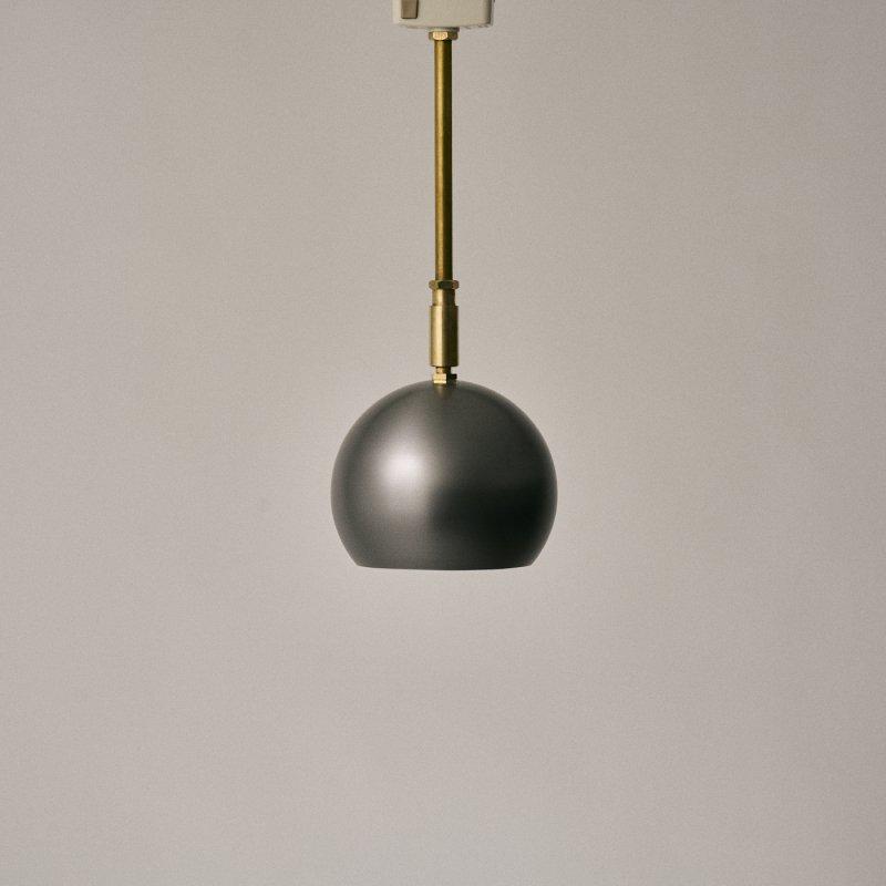 OPL079-S<br>BALL SPOT LAMP - S size / スチールボール スポット照明